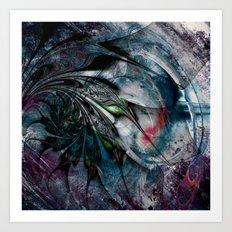 Opal5 Art Print