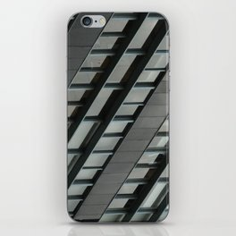 Diagonal Windows iPhone Skin