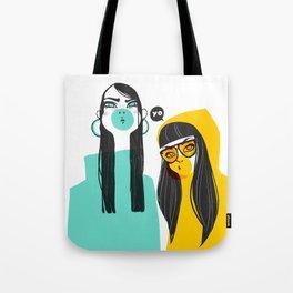 Bubble G▲ng Tote Bag