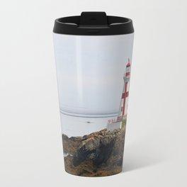 Head Habour Lightstation - Campobello Island New Brunswick Canada Travel Mug