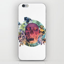 Low Poly Death iPhone Skin
