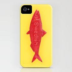 Swedish Fish Slim Case iPhone (4, 4s)