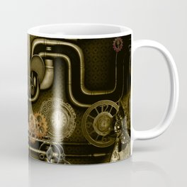 Wonderful noble steampunk design Coffee Mug