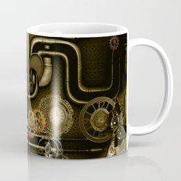 Wonderful noble steampunk design Coffee Mug