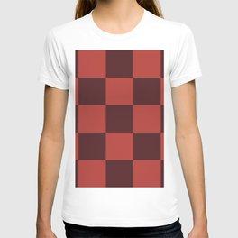 Classic Checker Leucrota T-shirt
