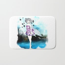 Angel Dream Bath Mat