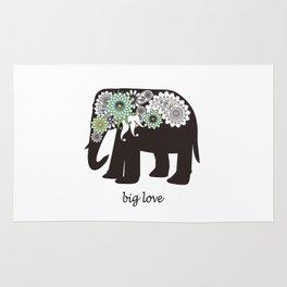 Paisley Elephant - Big Love Rug