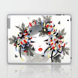 Chrysanthemum Mood Laptop & iPad Skin