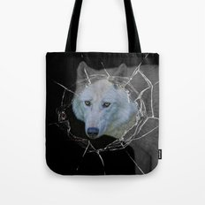 hellouuu . . . little red riding hood! Tote Bag