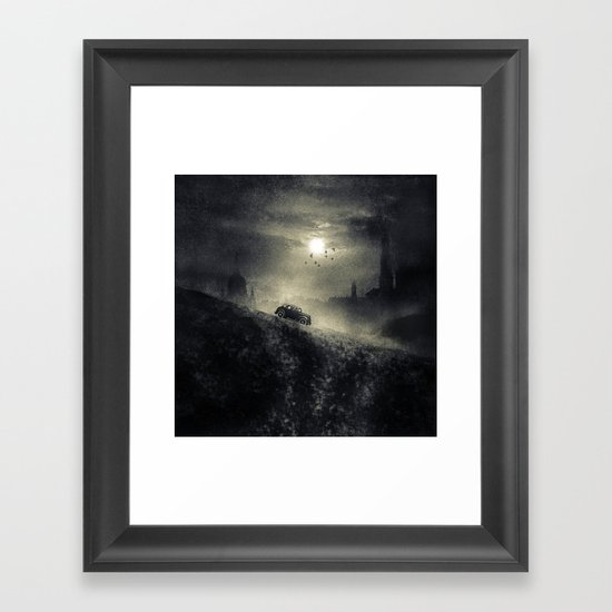 Chapter IV Framed Art Print