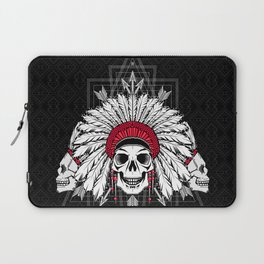 Southern Death Cult Laptop Sleeve