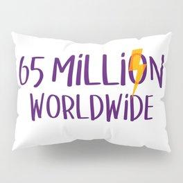 Worldwide Bolt Pillow Sham