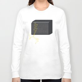 Electric/Acoustic Lightning Long Sleeve T-shirt