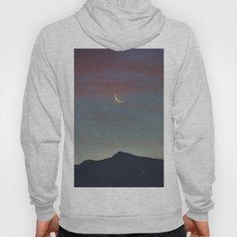 Moon Sunrise And Veleta Mountain. 3,482 meters. Hoody