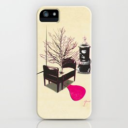 No rest for the restless... iPhone Case