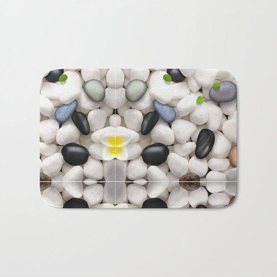 Pebble wash rock river new design 2016 Bath Mat