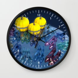Princess Party Wall Clock