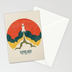 Come See The Universe Stationery Cards