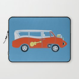 The  Monkeemobile Van Laptop Sleeve