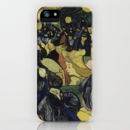 The Dance Hall in Arles iPhone Case