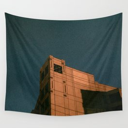 Observant Light Wall Tapestry