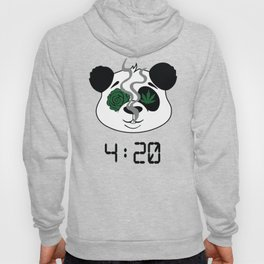 4:20 Panda (4/20 Edition 'Green Background') Hoody