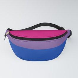 Bisexual Pride Flag LGBTQ Bi Pride Fanny Pack