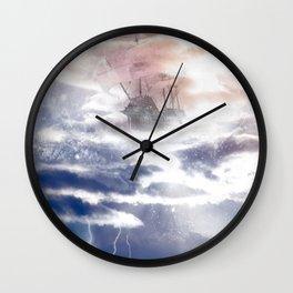 Storytellers Wall Clock