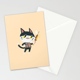 Animal Crossing Punchy Stationery Cards
