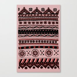 Yzor pattern 005 02 Canvas Print