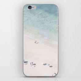 Summer Seaside iPhone Skin