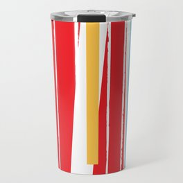 Mid Century Modern Snazz Travel Mug