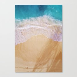 Sea Love II Canvas Print