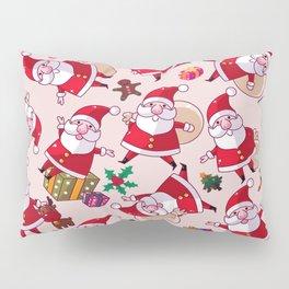Santa Gift Pattern Pillow Sham