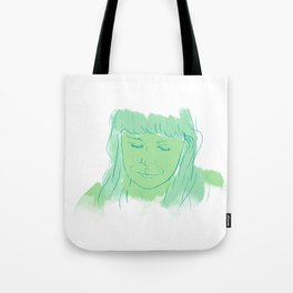 Alessi's Ark, another portrait I made, for purchasing here Tote Bag