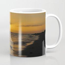 Hide and Seek Sunset Coffee Mug