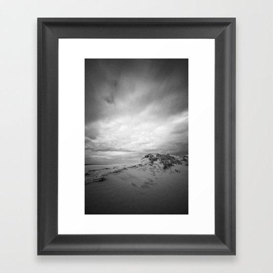 Tempestuous  Framed Art Print