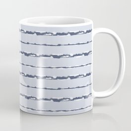 Denim Cloud Stripe 1 Coffee Mug