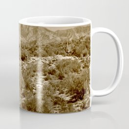 Tonto National Forest and Four Peaks Coffee Mug