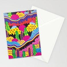 Pattern Island Stationery Cards