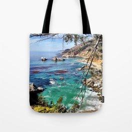 Big Sur Beauty Tote Bag