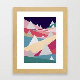 Landscape! Framed Art Print