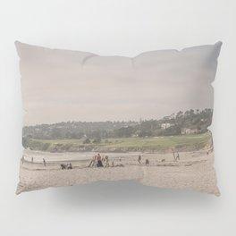 Carmel-by-the-sea beach Pillow Sham