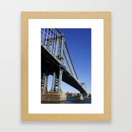 New York 2011 Framed Art Print