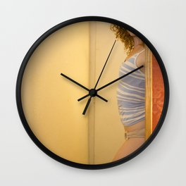 A bit of Sexy(ness) Wall Clock
