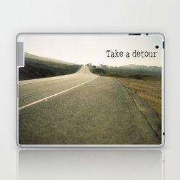 Take A Detour Laptop & iPad Skin