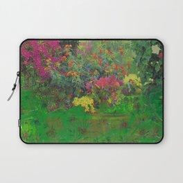 secret glitch garden Laptop Sleeve