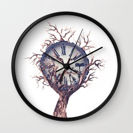 roots of time Wall Clock