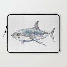 Shark-Filled Waters Laptop Sleeve