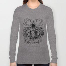 Puritanical Misanthropic Aestheticism Long Sleeve T-shirt